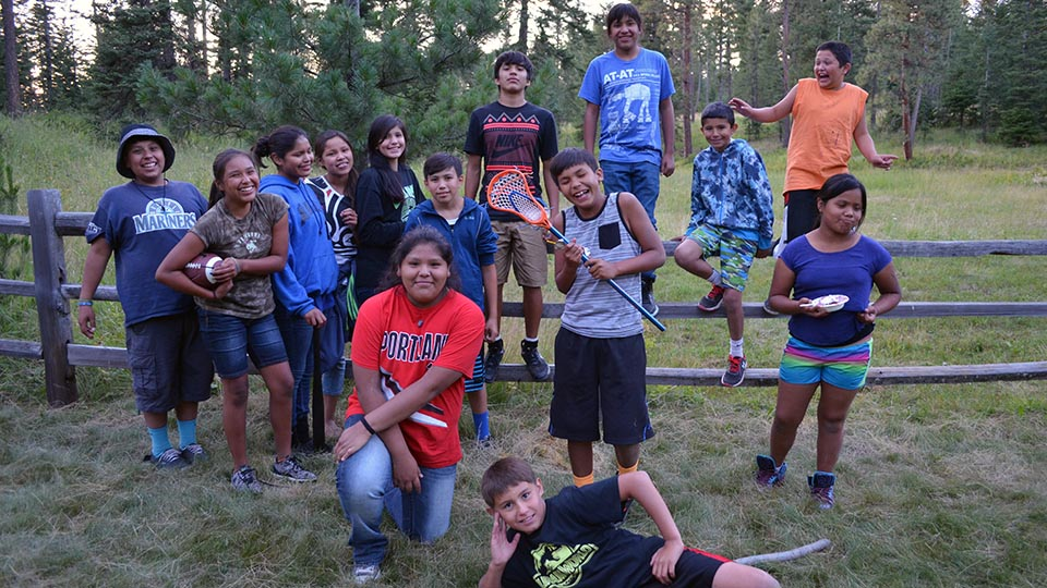 Salmon Camp 2017 Applications Open