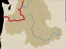 Columbia River to Wells Dam