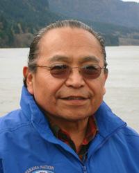 Treasurer Gerald Lewis