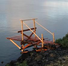 Fishing Scaffold