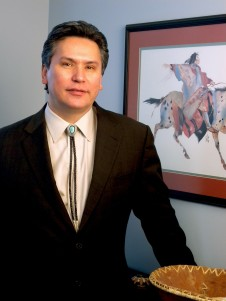 CRITFC Executive Director Babtist Paul Lumley, high res