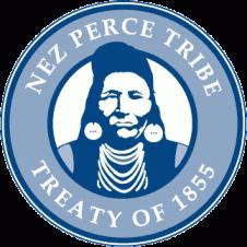 Logo of the Nez Perce tribe