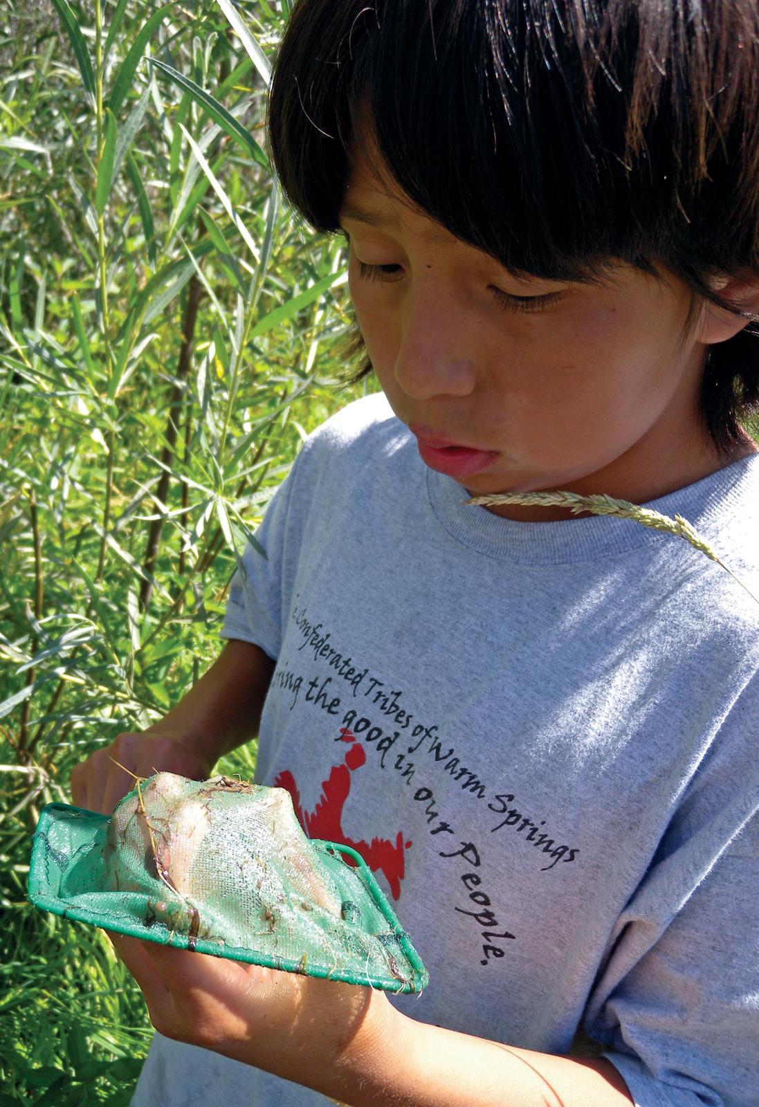 Tribal Salmon Camp | 2014