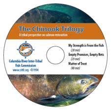 Chinook Trilogy DVD