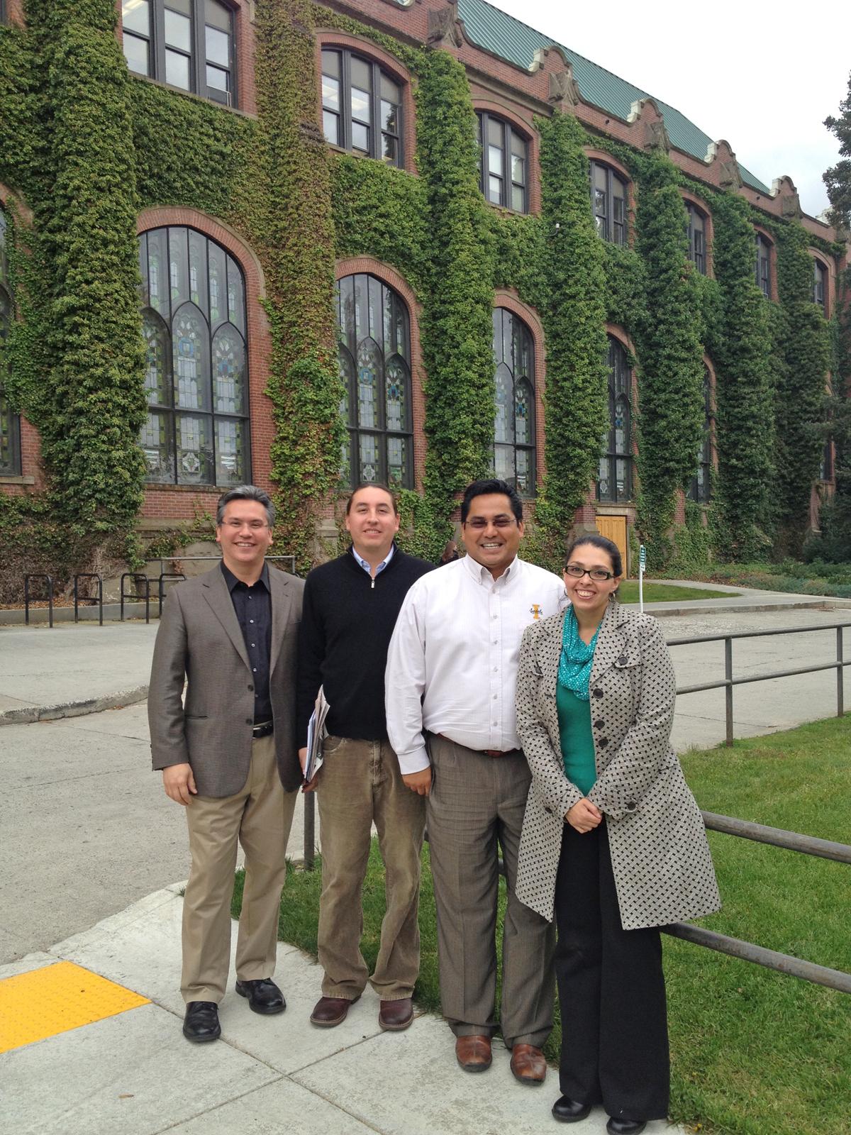 Strengthening Partnerships with University of Idaho