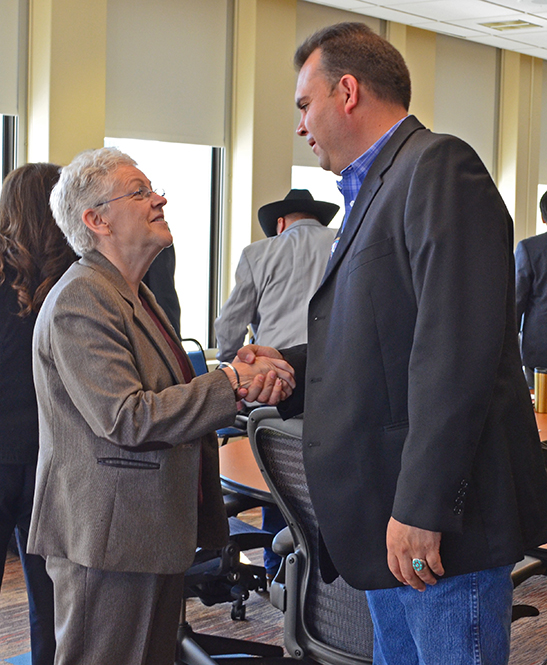 Tribes Meet With EPA Administrator