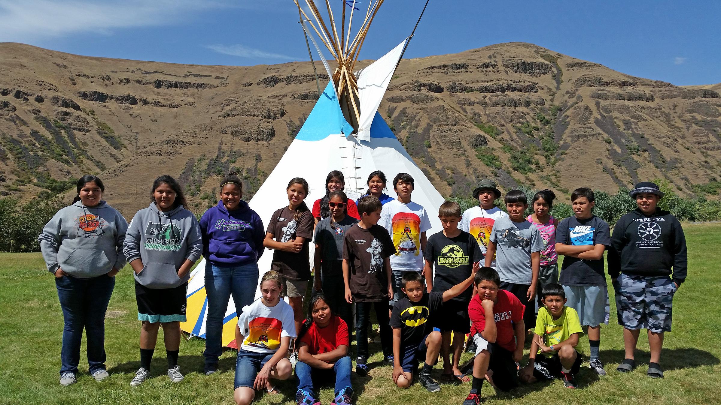 Salmon Camp 2015