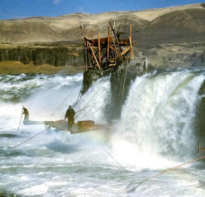 Remembering Celilo Falls