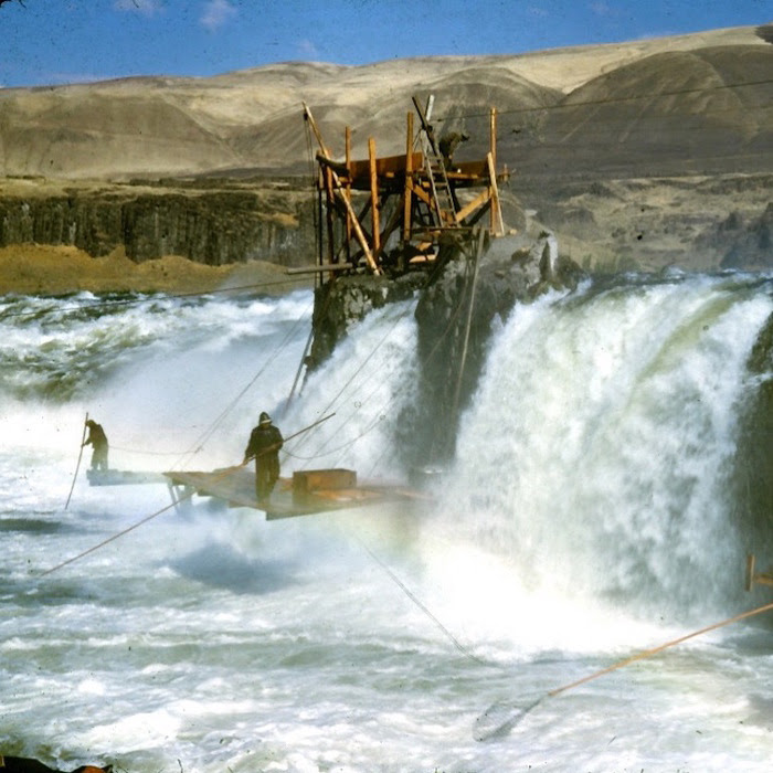 Remembering Celilo Falls