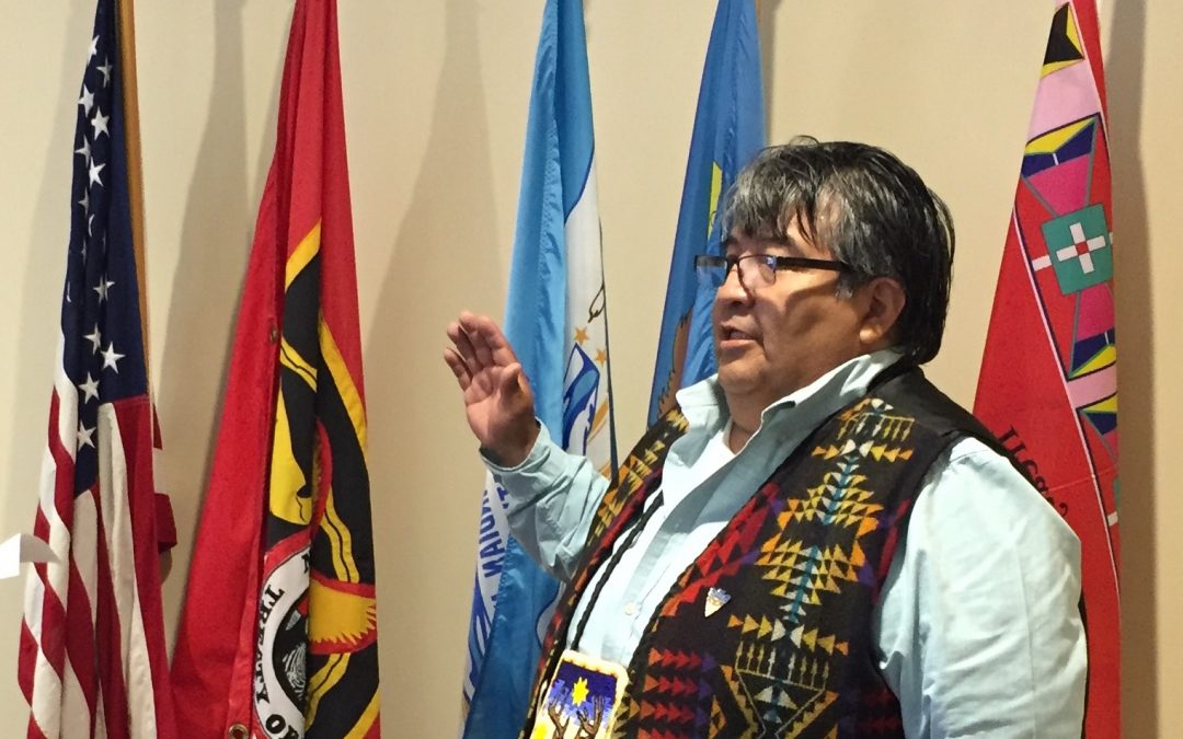 Yakama Leader Patrick Luke Takes Reins as CRITFC Chairman